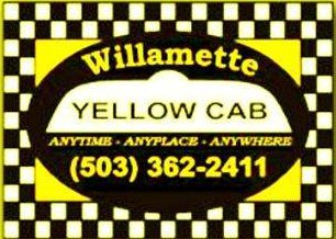 Willamette Yellow Cab